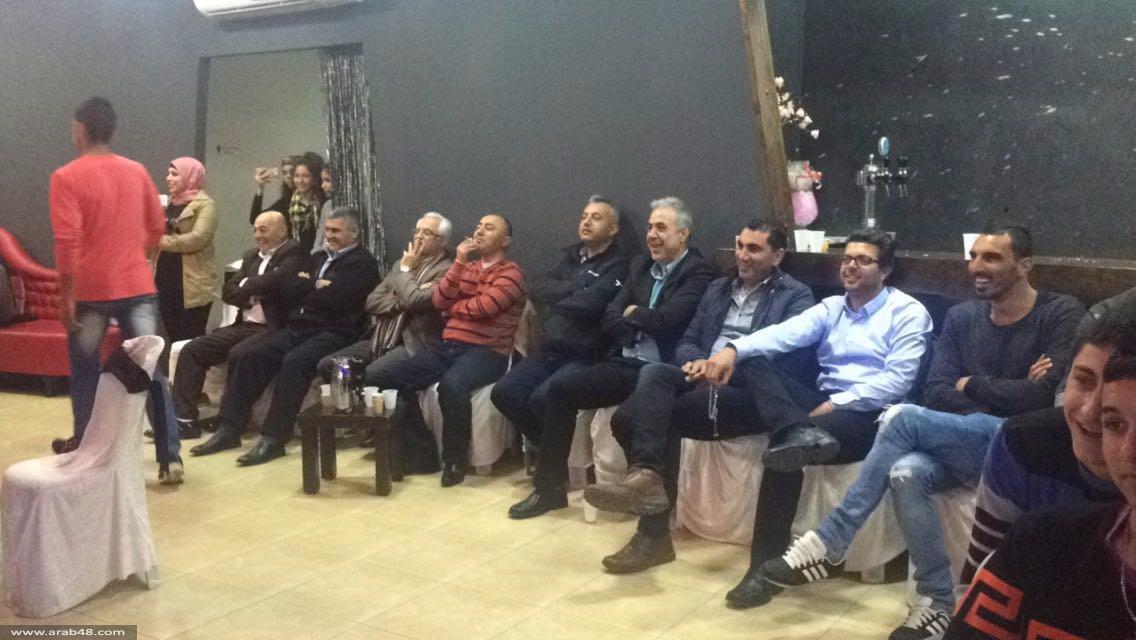 كفركنا: المئات في أمسية اتحاد الشباب
