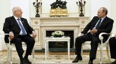 ريفلين يطلب من بوتين إعادة مفتشي الأمم المتحدة للجولان