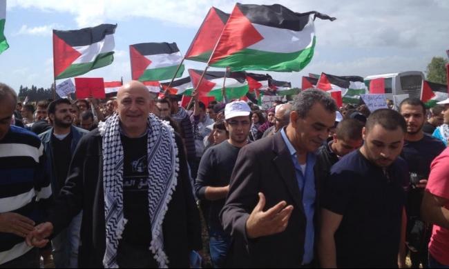 جمعية المهجرين تدعو للالتزام بالإضراب في ذكرى يوم الأرض
