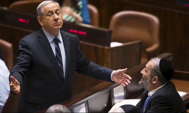 بسبب صراعات يهودية: شاس يهدد بالانسحاب من الحكومة
