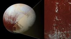 مفاجأة بعد اكتشاف تضاريس جديدة على كوكب بلوتو