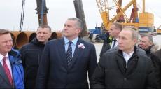 الرئيس الروسي يزور القرم بالذكرى الثانية لضمها