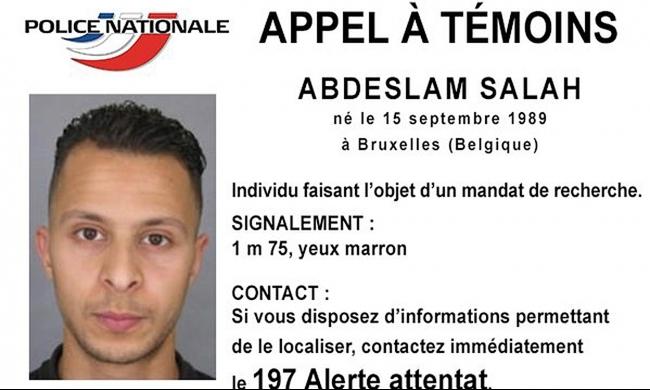 فرنسا: المشتبه به صلاح عبد السلام يغادر المشفى