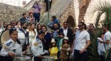 احتفالات أحد الشعانين في الناصرة وحيفا وبلدات أخرى