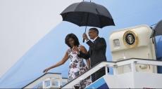 زيارة تاريخية: الرئيس الأميركي يصل كوبا