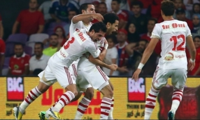الزمالك يتأهل لثمن نهائي دوري الأبطال