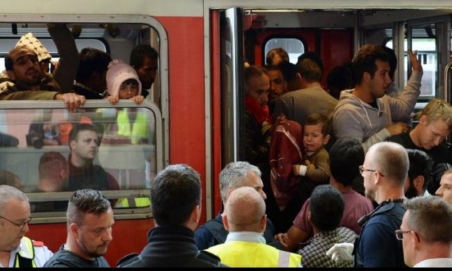 مليونا لاجئ في ألمانيا عام 2015