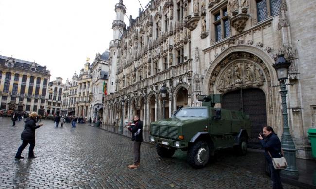 بلجيكا تكشف أحد أعضاء خلية اعتداءات باريس