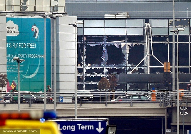 بلجيكا: 30 قتيلا في تفجيرات انتحارية بالمطار والمترو