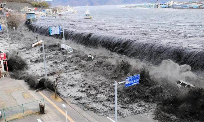 تحذيرات من تسونامي على شواطئ أسدود وعسقلان