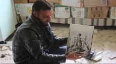 بريشته الساخرة... رسام سوري يواصل تحدي النظام