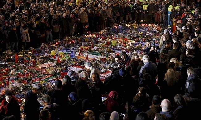 الشرطة اليونانية اكتشفت خطط الهجوم على بروكسل قبل عام