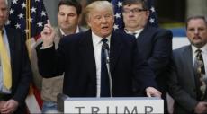 ترامب ينتقد حلف الأطلسي قبل قمة واشنطن