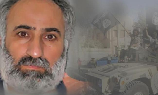 من هو الرجل الثاني في داعش؟