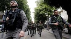 إلغاء حالة التأهب وإزالة الحواجز من شوارع تل أبيب