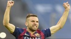شكوك حول مشاركة مدافع برشلونة بالكلاسيكو!