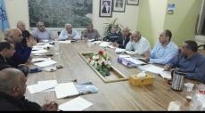شفاعمرو: رئيس البلدية يحل الائتلاف البلدي