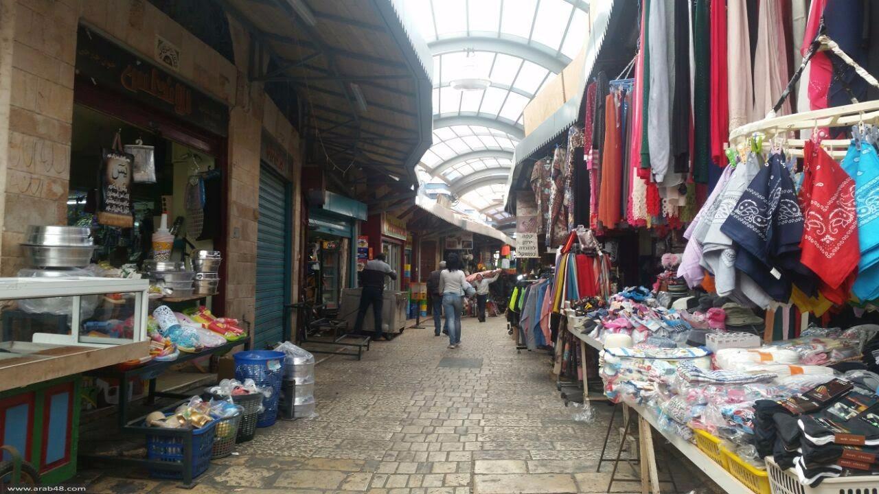 عكا والجليل: التزام شبه تام بالإضراب