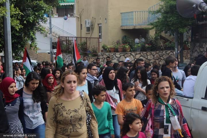 عرابة: الآلاف في مهرجان يوم الأرض الأربعين