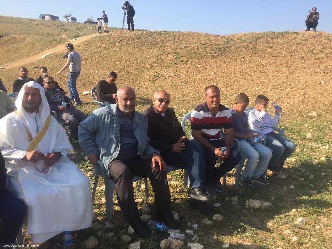 أم الحيران: مهرجان مركزي إحياء لذكرى يوم الأرض