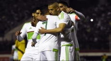 الجزائر تتعادل أمام أثيوبيا بثلاثية لكليهما