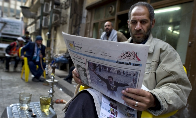 الصحافة الورقية في مصر: تراجع آني أم بوادر أفول؟