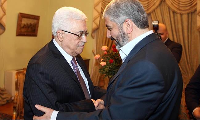 عباس ومشعل في لقاء مرتقب في الدوحة