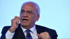 عريقات يؤكد عقد اجتماع أمني مع إسرائيل