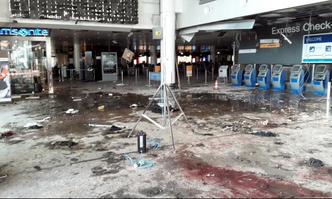 إعادة فتح مطار بروكسل جزئيا مساء الجمعة
