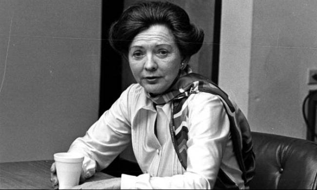 أميركا: وفاة أول وزيرة تعليم في البلاد