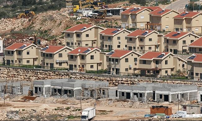 القدس: مخطط لمنتزه مقابل مخطط سكني قرب مستوطنة راموت