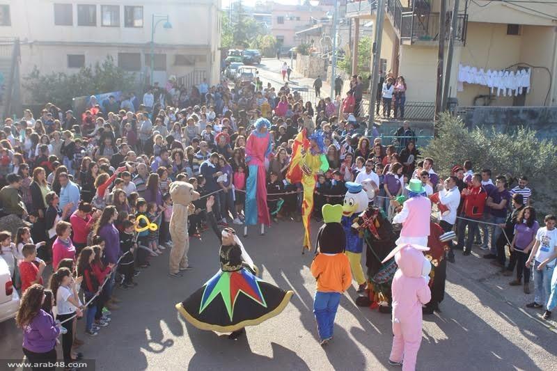 معليا: انطلاق مهرجان الربيع