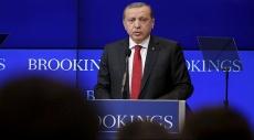 إردوغان يؤكد رفض بلاده تقسيم سورية