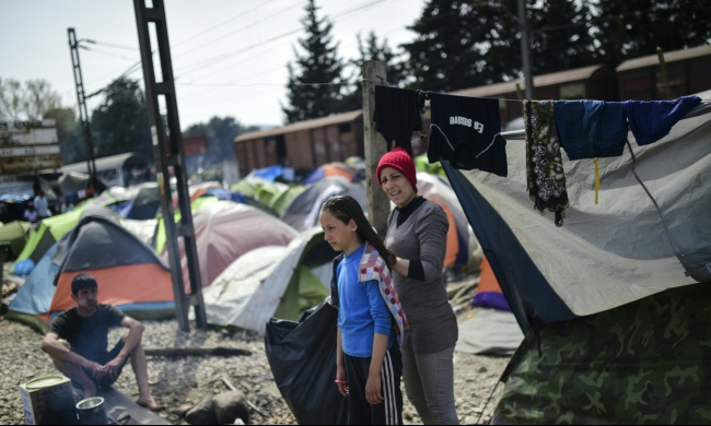 ألمانيا: أول دفعة لاجئين سوريين بموجب الاتفاق الأوروبي التركي