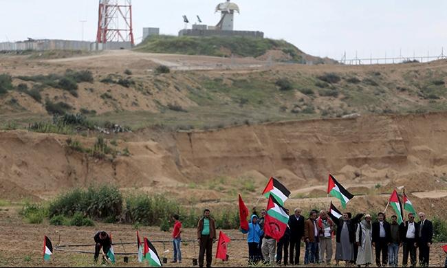 حملة إلكترونية لكسر حصار قطاع غزة