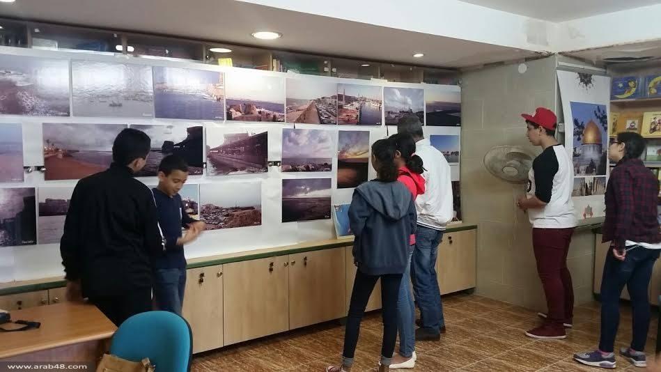 """عكا: معرض صور """"حكاية عكا مع البحر"""""""