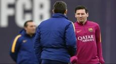 برشلونة يؤكد دعمه لميسي بقضية وثائق بنما