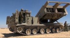 """""""روماح"""": سلاح إسرائيلي جديد يطلق 18 قذيفة صاروخية بدقيقة"""
