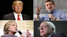 الانتخابات التمهيدية: ساندرز وكروز يفوزان في ويسكونسن