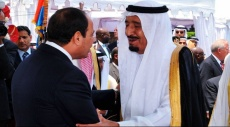 الملك سلمان يصل القاهرة في زيارة رسمية