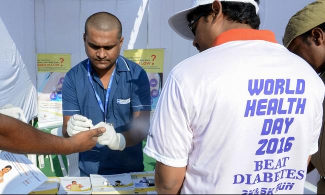يوم الصحة العالمي 2016: الأولوية لمرض السكري