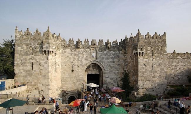القدس: اعتقال فلسطيني بزعم محاولة طعن