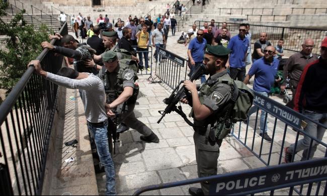 نتنياهو يطالب وزراءه بعدم اقتحام الأقصى خلال الفصح اليهودي