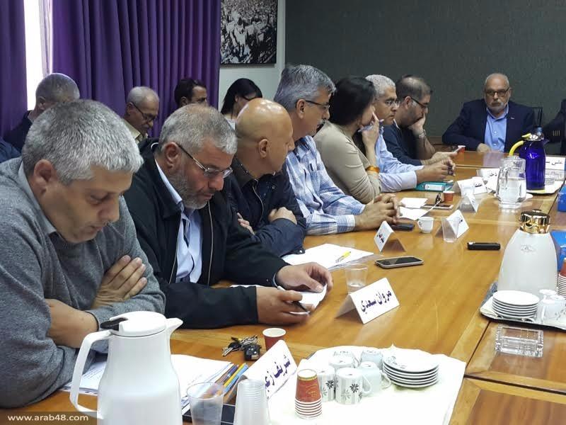 الناصرة: إلغاء شرطة المدينة رغم امتناع كتلة الجبهة