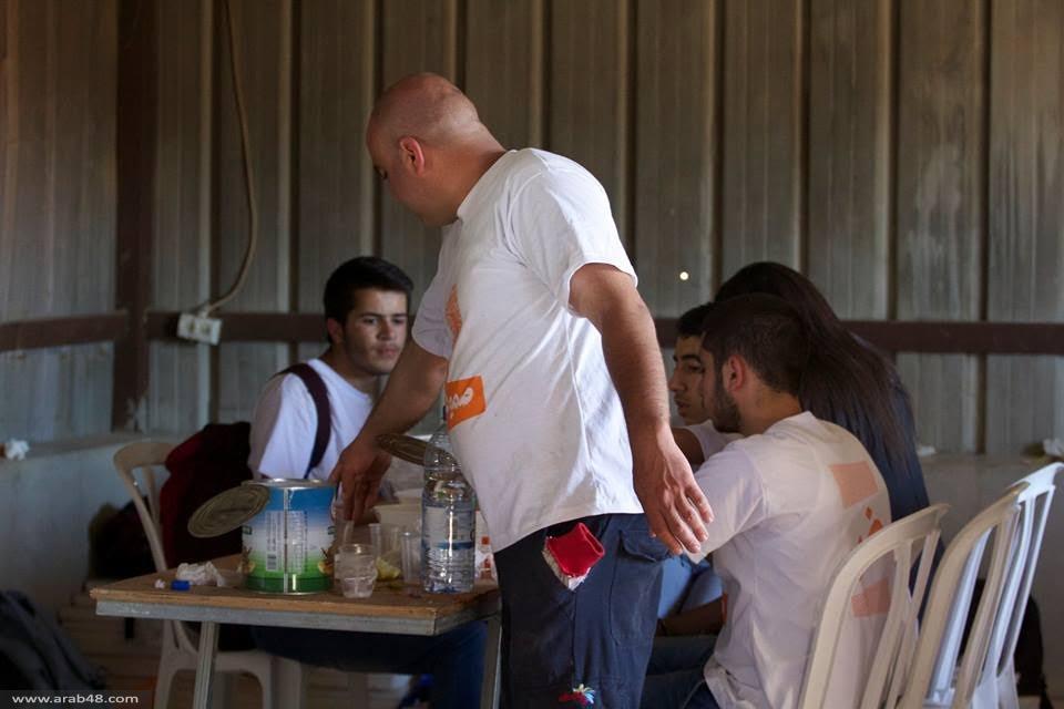 صمود 2: المخيّم التطوعي الأضخم في النقب