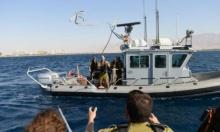 رأس الناقورة: زورق حربي إسرائيلي يخرق المياه الإقليمية اللبنانية