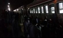 حوادث مصر: قطار يسحق مركبة ويصرع 8 أشخاص