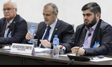 سورية؛ علوش: مفاوضات مع النظام فقط على الحكم الانتقالي