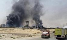 السعودية: حريق مصنع يودي بحياة 12