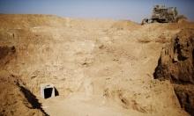 اكتشاف نفق هجومي من غزة لداخل إسرائيل